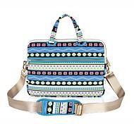 13.3 14.1 15.6 дюймовый ноутбук с изображением снежинок на плече сумка с сумкой для ремня для поверхности / dell / hp / samsung / sony и