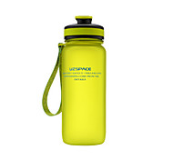 Frosted Candy Color Water Bottle 650ml