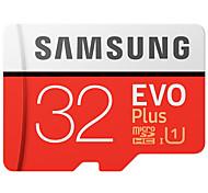 Samsung 32gb micro sd cartão tf cartão cartão de memória uhs-i u1 class10 evo plus 95mb / s