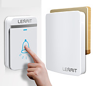 Lenrit LR-3575 Wireless Home Doorbell Without Battery Self-Generating Waterproof Old Call