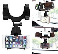 Ziqiao 360 градусов автомобиля автоматического заднего зеркала крепления кронштейна мобильного телефона держатель стоит стойка для samsung