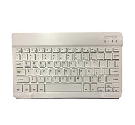 10 Inch Mini Wireless Bluetooth Keyboard For IOS/Android/Windows Bluetooth 3.0 Black/White With USB Cable