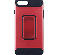 Для яблока iphone 7 7 плюс 6s 6 плюс se 5s 5 чехол для корпуса новый материал для телефона из углеродного волокна combo drop armor phone
