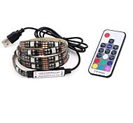 7W RGB контроллеры 500 lm DC5 V 2 м 60 светодиоды RGB