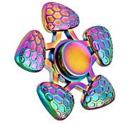 Fidget Spinner  Metal Hand Spinner EDC Fingertip Gyro Anti-Stress Toy New