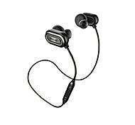 Casque bluetooth v4.1 sans-fil stéréo stéréo annulant les écouteurs intra-auriculaires intra-auriculaires avec apt-x / mic pour iphone 6s