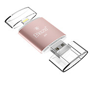Biaze 32gb otg flash drive disk u per ios finestre per iphone ipad pc