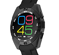 Женская женщина yyg5 smartwatch / ультратонкий экран ips / пульс / монитор сна / bluetooth для iOS android
