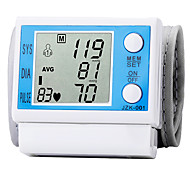 Fully Automatic Digital Wrist Blood Pressure Monitor with LCD Digital Display