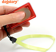 Fashion Training Pet Toys Interactive Dog Toy Red Training Clickers
