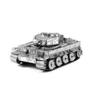Jigsaw Puzzles 3D Puzzles Building Blocks DIY Toys Tank StainlessSteel Model & Building Toy