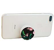Стенд / крепление для телефона Стол Кровать На открытом воздухе Поворот на 360° Регулируемая подставка Пластик for Мобильный телефон Для