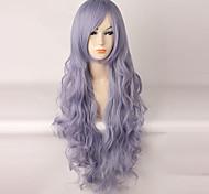 Lolita Wigs Sweet Lolita Light Purple Lolita Long Curly Lolita Wig 80 CM Cosplay Wigs Wig 147