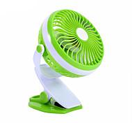 360 градусов мини-USB зарядки коляски вентилятор общежитие небольшой вентилятор