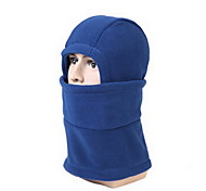 Unisex Sport Face Mask Dust Proof/Windproof/Thermal Free Size Camping & Hiking/Leisure Sports/Cycling