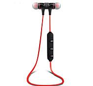 Круг s5 магнит bluetooth наушники беспроводная Bluetooth-гарнитура спортивные стерео стерео супер басовые наушники с микрофоном для