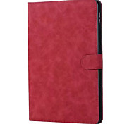 For Apple iPad 9.7 inch 2017 Case Cover Genuine Leather Tablets Folding Magnet Flip Cover For iPad Air 1 2 iPad 4 mini3 mini4