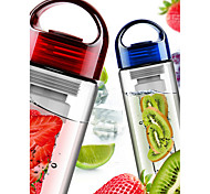 Фруктовый вливать инфузионный шейкер бутылка воды чашка лимона клубничный сок герметичный стакан бутылка 700мл