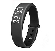 Smart Reminder Bracelet Step 3D Meter Movement