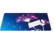Lo5 Lotus Mouse Pad Oversized Thicker  Lock Keypad Pad  Rubber Cloth 100CM * 50CM