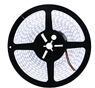 HKV® 1PCS 5M 5050SMD 600LED Waterproof IP67 Cool White Warm White LED Strip Silicone Tube Flexible LED Ligh DC 12V