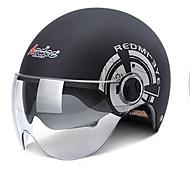 Каска Плотное облегание Компактный Воздухопроницаемый Half Shell Лучшее качество Спорт Каски для мотоциклов