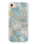 Случай для appleiphone 7 плюс iphone 7 iphone 6s плюс iphone 6 плюс iphone 6s iphone покрытие imd шаблон задняя крышка чехол мрамор мягкий