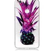 Чехол для huawei p9 lite p8 lite чехол для крышки ананас узор высокая проницаемость tpu материал imd технология флеш-накопитель телефон