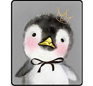 Mr.viv i милый животное черный замок пингвины коврик для прокладки коврики 24 * 20 * 0.3cm