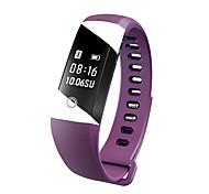 Yya10 мужская женщина умный браслет / smarwatch / монитор сердечного ритма sm wristband монитор сна цветной экран для ios android phone