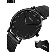 Муж. Спортивные часы Нарядные часы Смарт-часы Модные часы Наручные часы Китайский Кварцевый LED Календарь Крупный циферблат Металл Группа