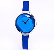 Women's Quartz Leather Band Casual Wrist watch
