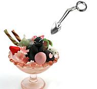 1 Творческая кухня Гаджет Нержавеющая сталь Для мороженого