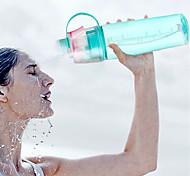 Для занятий спортом На открытом воздухе Активный отдых На выход На каждый день Идти Стаканы, 400 Пластик Солома Вода СокКаждодневные