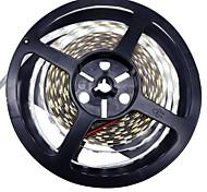 36W Tiras LED Flexibles 3350-3450 lm DC12 V 5 m 1200 leds Blanco cálido Blanco