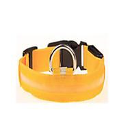 Collar Dog Training Collars Portable Adjustable Solid Nylon