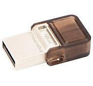 Kingston DTDUO 64G OTG USB 2.0 Mircro USB Rotating  Flash Drive U Disk For Android Cellphone Tablet PC