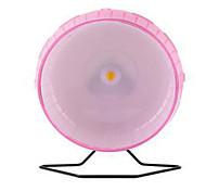 Колесо для упражнений Износоустойчивый Акрил Синий Розовый
