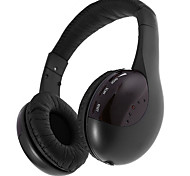 Mh2001 headband беспроводные наушники гибридные пластиковые про аудио наушники шумоизолирующие наушники