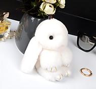 Сумка / телефон / брелок шарм кролик мультфильм игрушка рекс кролик мех