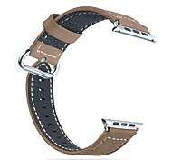 Hoco для серии apple watch1& Серия2 полоса подлинный кожаный ремешок запястье частота замена 42mm 38mm