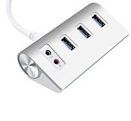 3 порта USB-концентратор USB 3.0 Micro-B Экстраполятор Защита входа Защита от выхода за пределы диапазона Центр данных