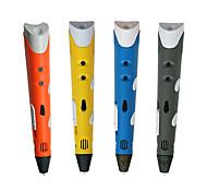 Dewang x1 3d печатная ручка первого поколения рисовальная ручка 1.75 мм абс для детей