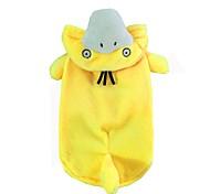 Собака Костюмы Одежда для собак Косплей Носки детские Желтый