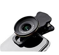 Fanbiya мобильный телефон объектив 20x макро объектив алюминиевый сплав для huawei iphone