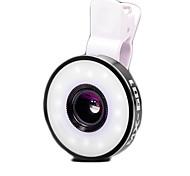 Баннер мобильный телефон объектив рыбий глаз объектив широкоугольный объектив макро объектив объектив со светодиодной подсветкой