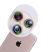 Универсальный 4 в 1 комплект объектива для фотоаппарата включает в себя объектив для объективов с линзами для объективов с широкоугольным