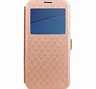 чехол для motorola g5 плюс g5 держатель карты держатель кошелек флип магнитный узор ling клетчатый жесткий кожа pu кожаный с окном