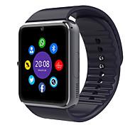 Смарт-часы Фотоаппарат Хендс-фри звонки Аудио Датчик для отслеживания активности Bluetooth 3.0 2G Сим-карта