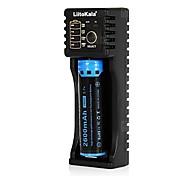 liitokala lii-100 1.2v 3.7v aa / aaa 18650 26650 литиевая батарея смарт-зарядное устройство